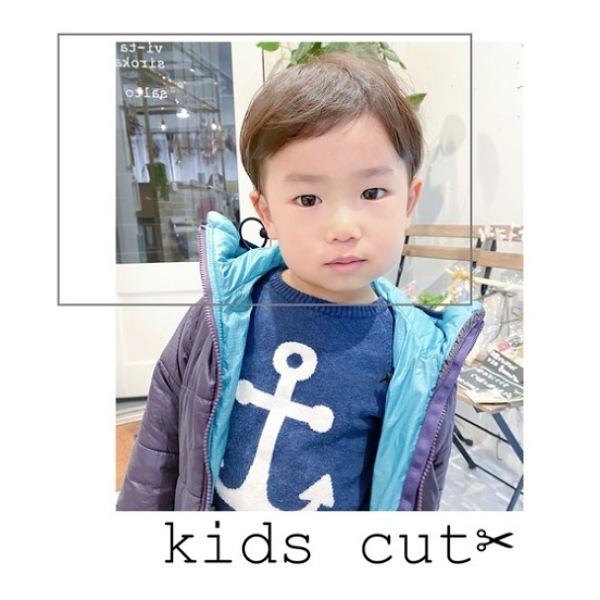 kids cut @ishikawa