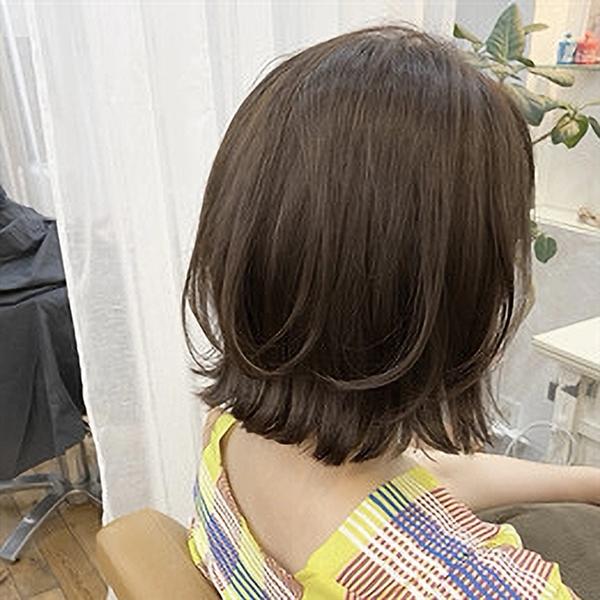 白髪染めも、イルミナカラーで透明感UP! @ueda
